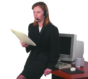 Hands-free dictation with Dragon NaturallySpeaking!