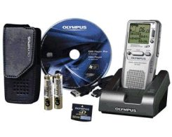 Olympus DS 3300 Pack Contents